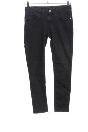 Qiero Jeans a sigaretta grigio chiaro stile casual