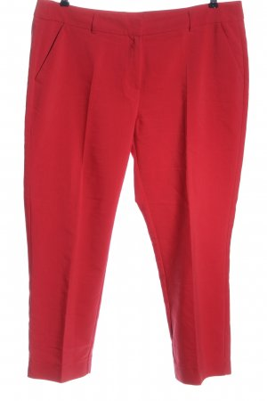 Qiero Jersey Pants red business style