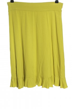 Qiero Falda stretch verde look casual