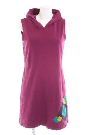 Qiero Sweatkleid pink Casual-Look