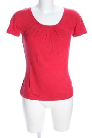 Qiero T-Shirt rot Casual-Look