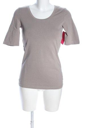 Qiero T-Shirt hellgrau Casual-Look