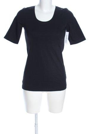 Qiero T-Shirt schwarz Casual-Look