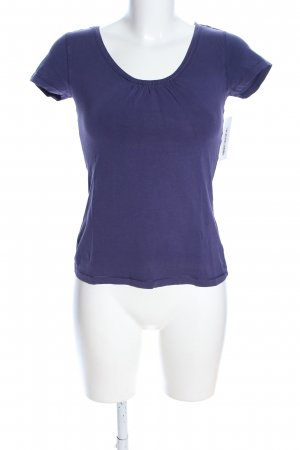 Qiero T-Shirt blau Casual-Look