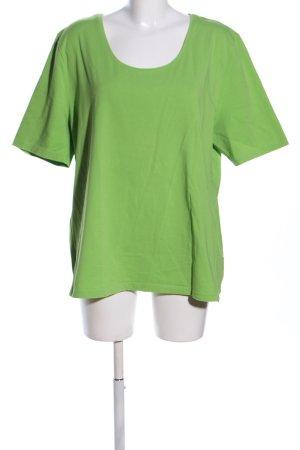 Qiero T-Shirt grün Casual-Look