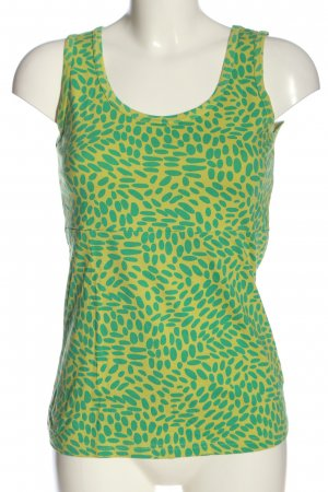 Qiero Strappy Top primrose-turquoise casual look