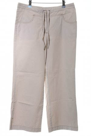 QS by s.Oliver 3/4-Hose creme Casual-Look