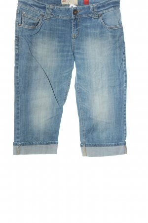 QS by s.Oliver Jeans a 3/4 blu stile casual