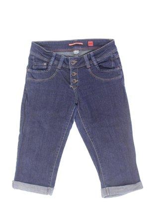 QS by s.Oliver Jeans a 7/8 blu-blu neon-blu scuro-azzurro Cotone
