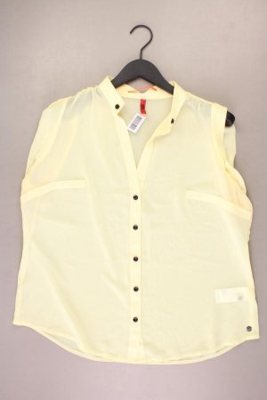 QS by s.Oliver Sleeveless Blouse yellow-neon yellow-lime yellow-dark yellow