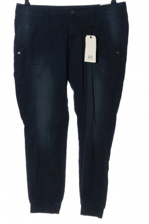 QS by s.Oliver Baggy jeans blauw casual uitstraling