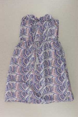 QS by s.Oliver Bandeau Dress multicolored cotton