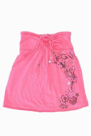 QS by s.Oliver Haut bandeau rose clair-rose-rose-rose fluo coton