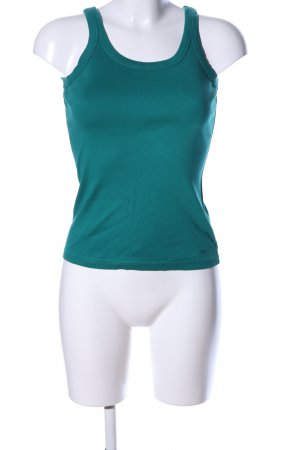 QS by s.Oliver Basic Top grün Casual-Look