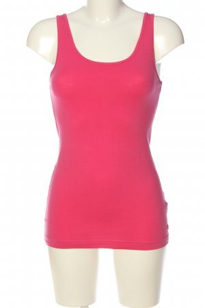 QS by s.Oliver Basic Top pink Casual-Look