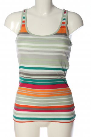 QS by s.Oliver Camisole Streifenmuster Casual-Look