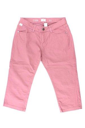 QS by s.Oliver Capris dusky pink-pink-light pink-pink cotton