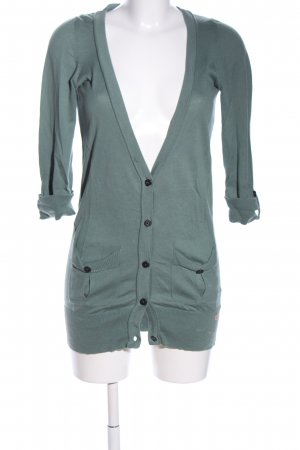 QS by s.Oliver Cardigan khaki Casual-Look
