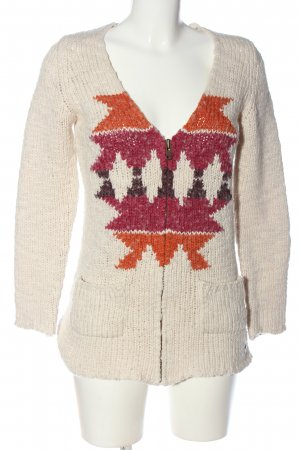 QS by s.Oliver Cardigan grafisches Muster Casual-Look