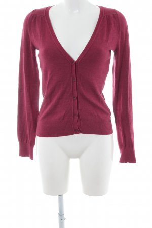 QS by s.Oliver Cardigan rot Casual-Look