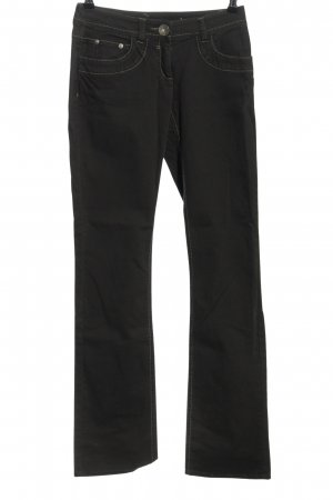 QS by s.Oliver Five-Pocket-Hose schwarz Casual-Look