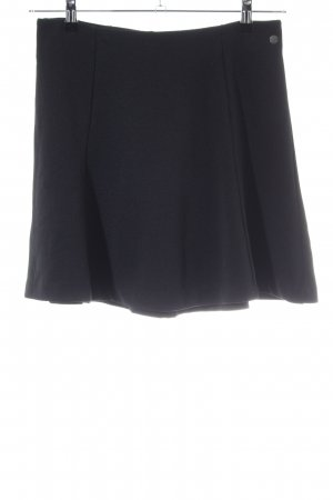 QS by s.Oliver Godet Skirt black casual look