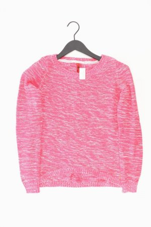 QS by s.Oliver Coarse Knitted Sweater light pink-pink-pink-neon pink