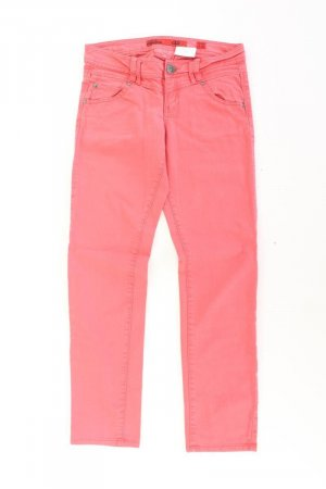 QS by s.Oliver Hose Größe 36/L32 pink aus Baumwolle