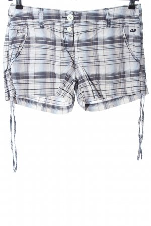 QS by s.Oliver Hot Pants check pattern casual look
