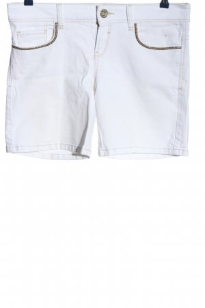 QS by s.Oliver Hot Pants weiß Casual-Look