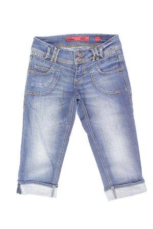 QS by s.Oliver Jeans blau Größe 34