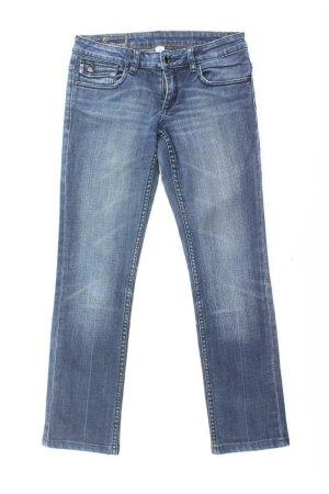 QS by s.Oliver Jeans Größe 34 blau