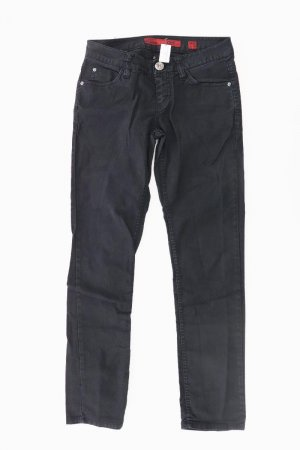 QS by s.Oliver Jeans Größe W36/L30 schwarz aus Baumwolle