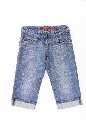 QS by s.Oliver Jeans a 3/4 blu-blu neon-blu scuro-azzurro