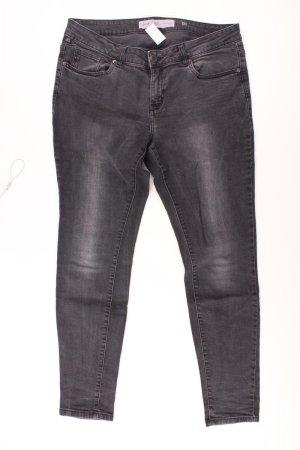 QS by s.Oliver Jeans Größe W40 grau aus Baumwolle