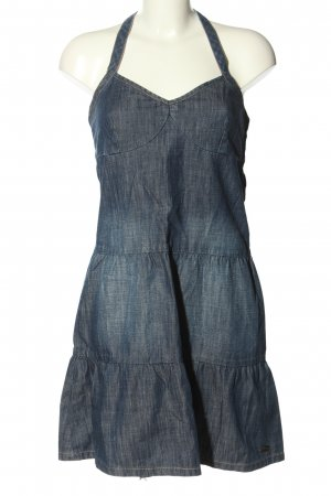 QS by s.Oliver Jeansjurk blauw casual uitstraling