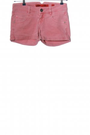 QS by s.Oliver Jeansshorts pink Casual-Look