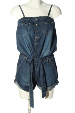 QS by s.Oliver Jumpsuit blau Casual-Look