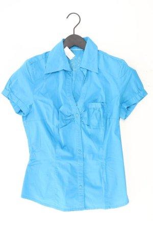 QS by s.Oliver Short Sleeved Blouse blue-neon blue-dark blue-azure