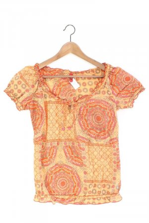 QS by s.Oliver Short Sleeved Blouse cotton