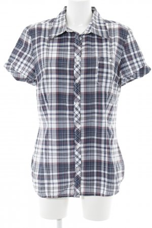 QS by s.Oliver Short Sleeve Shirt check pattern casual look