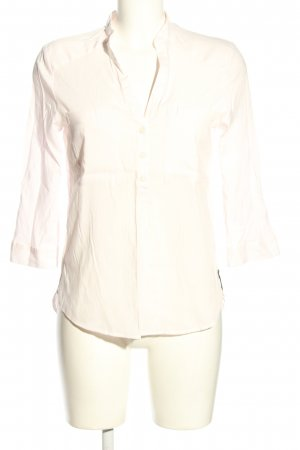QS by s.Oliver Langarmhemd creme Casual-Look