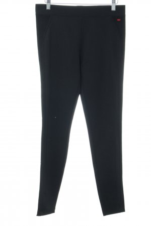 QS by s.Oliver Leggings blau Business-Look