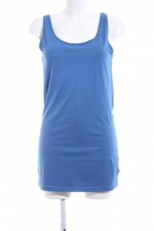 QS by s.Oliver Longtop blau Casual-Look