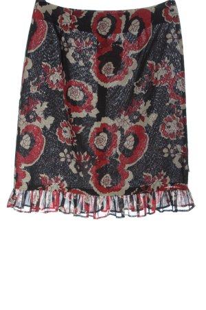 QS by s.Oliver Mini rok volledige print elegant