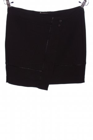 QS by s.Oliver Minirock schwarz Casual-Look