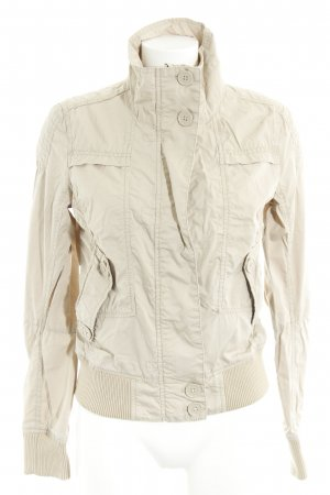 QS by s.Oliver Outdoorjacke hellbeige Street-Fashion-Look