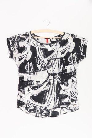 QS by s.Oliver Oversized blouse zwart