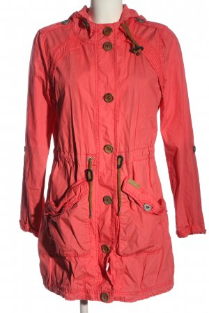 QS by s.Oliver Parka rot Casual-Look