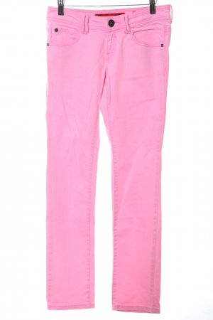 QS by s.Oliver Röhrenjeans pink Casual-Look
